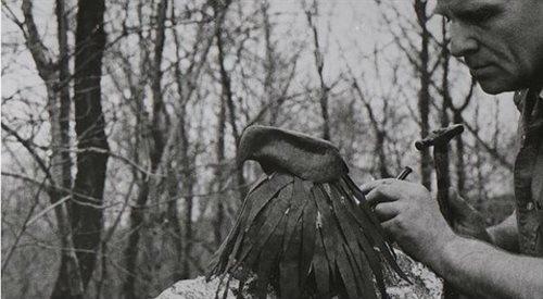 Lubomir Tomaszewski: dopowiadam bajkę tworzoną przez naturę
