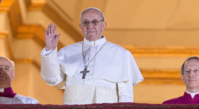 Franciszek I: kardynałowie znaleźli papieża na końcu świata