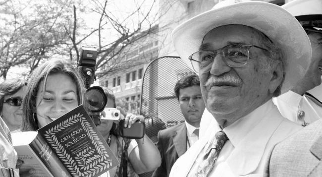 Gabriel Garcia Marquez nie żyje. Noblista, który bał się wystąpień