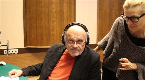 Adam Ferency czyta Drugi dziennik Jerzego Pilcha