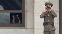 Konflikt koreański. Wymiana ognia na granicy