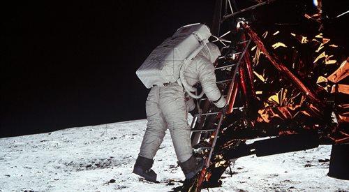 Początek radiowej historii Trójki i lądowanie na Księżycu