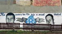 Graffiti kibiców, czyli święta wojna na murach