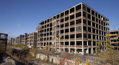 Detroit, czyli miasto jednorazowego użytku