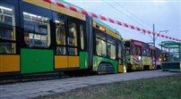 Zderzenie tramwajów w Poznaniu. Policja: motorniczy był pod wpływem alkoholu