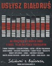 Usłysz Białoruś na Placu Teatralnym