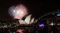 Mieszkańcy wysp na Oceanie Spokojnym powitali już Nowy Rok [wideo]