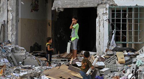 Życie w cieniu rakiet i myśliwców, czyli codzienność Izraela i Palestyny
