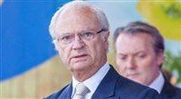 Szwecja: król miał wypadek samochodowy