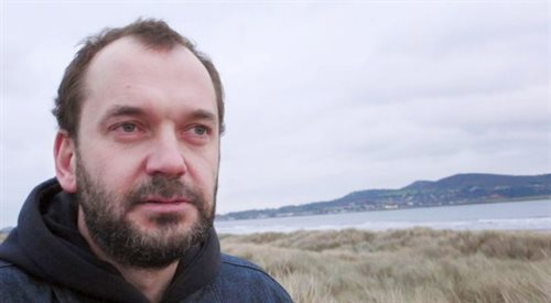 Artur Żmijewski w PGS