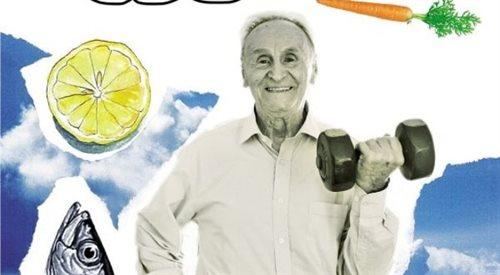 Dziarski dziadek - 93 lata i pełnia zdrowia