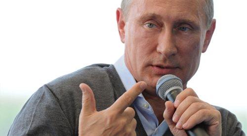 Wojna na Ukrainie. Co chce osiągnąć Putin?