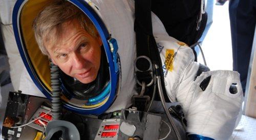 Wiceszef Google Alan Eustace pobił kosmiczny rekord [wideo]