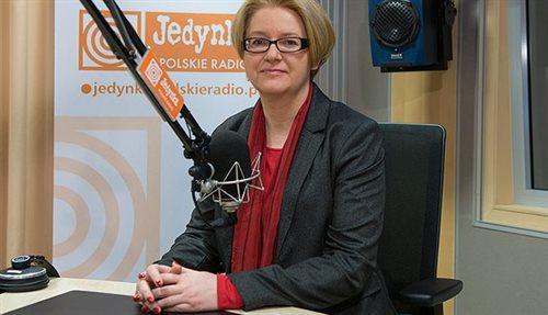 Agnieszka Kozłowska-Rajewicz: w radiu czuję się bardzo dobrze