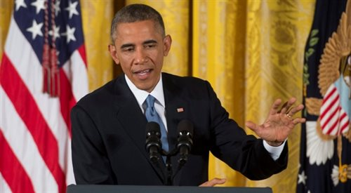 Dlaczego Amerykanie nie lubią już prezydenta Obamy?