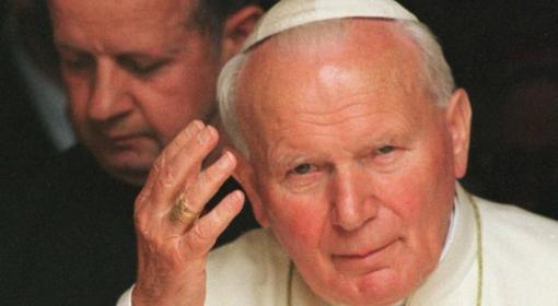 Papież Jan Paweł II w Krakowie, 906.1997