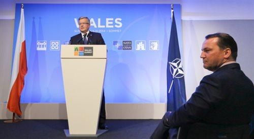Marcin Zaborowski: szpica NATO? To jasny sygnał dla Rosji
