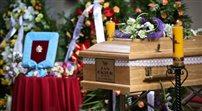 Wybitny pianista Jan Ekier został pochowany na warszawskich Powązkach
