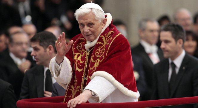 Papież Benedykt XVI zakończy pontyfikat  28 lutego