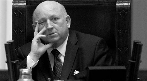 Nie żyje Józef Oleksy. Politycy: żegnamy wyjątkowego człowieka