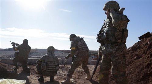 Walki w Donbasie na Ukrainie. Rakiety spadły na budynki cywilne