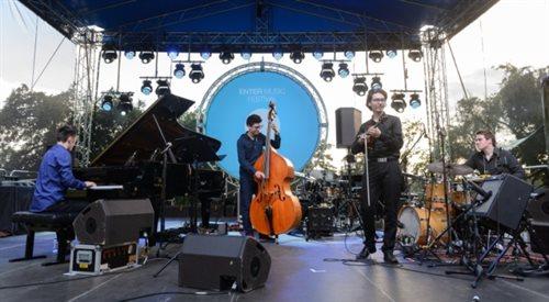 Trzy kwadranse jazzu 1 września 2014