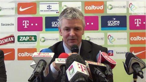Ekstraklasa: Dariusz Wdowczyk zwolniony z Pogoni Szczecin