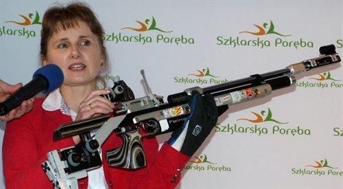 Renatę Mauer hamował wstyd? Wspomnienia złotej medalistki olimpijskiej