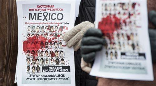 Meksyk podnosi głowę? Protesty są coraz bardziej agresywne