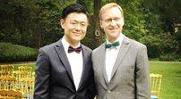 Brytyjski konsul w Chinach wziął ślub z mężczyzną