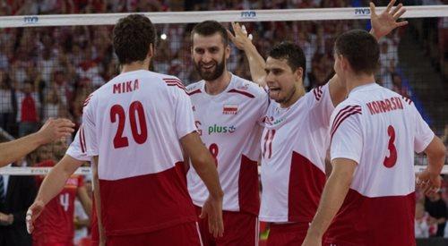 Polscy siatkarze w najlepszej szóstce Mistrzostw Świata