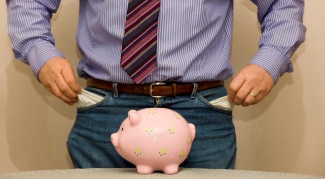 Trzymając pieniądze w skarpecie stracisz na pewno
