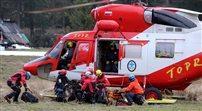 Lawina w Tatrach porwała cztery osoby