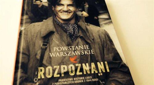Bohaterowie Powstania Warszawskiego. W ich oczach widać ogień