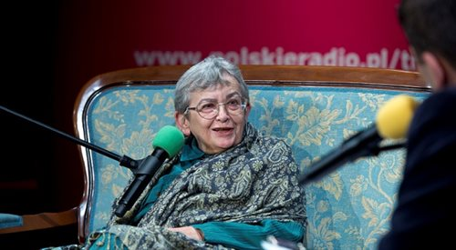 Halina Bortnowska, czyli kobieta podejrzana o świętość