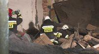 Koniec akcji ratunkowej w gorzelni. Strażacy znaleźli ciało mężczyzny