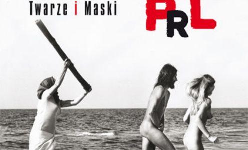 Fragment okładki albumu Portret PRL. Twarze i maski