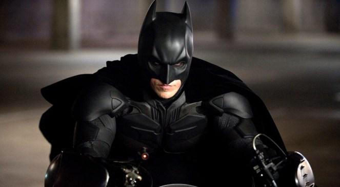 Christian Bale w filmie Mroczny Rycerz powstaje