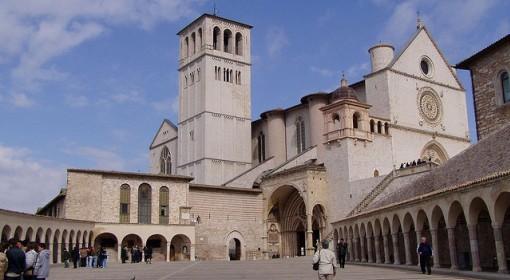 Asyż, Bazylika św. Franciszka