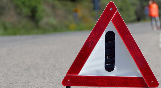 Wypadek w Lechowie. Cztery osoby ranne