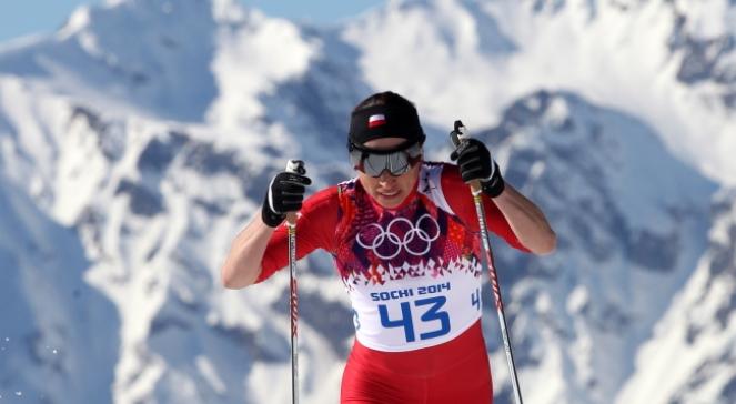 Justyna Kowalczyk w biegu na 10 km techniką klasyczną w Soczi