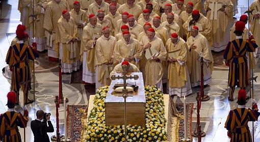 Jan Paweł II błogosławionym