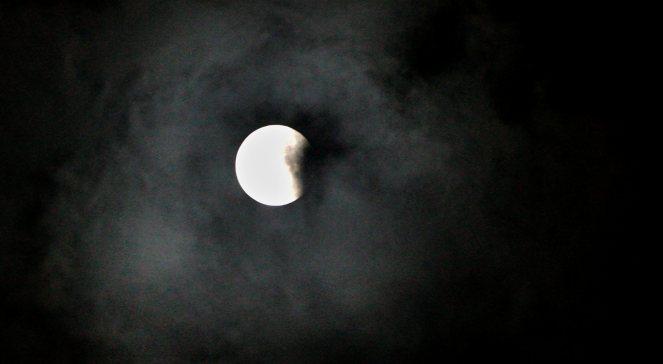 Widowiskowe zaćmienie Księżyca - zobacz zdjęcia