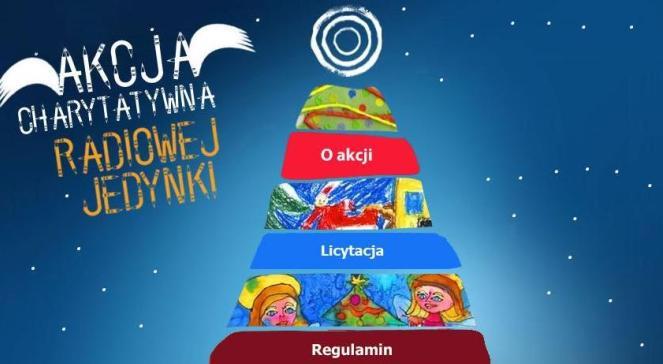 Choinki Jedynki 2013. Konkurs z magią świąt w tle