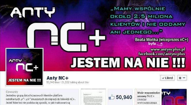 Profil Anty nc+