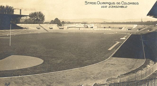 Stadion Olimpijski w Paryżu (1924 r.), foto: Fredericwikipedialic.CC