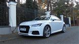Audi TT - zaprojektowane z myślą o kierowcy