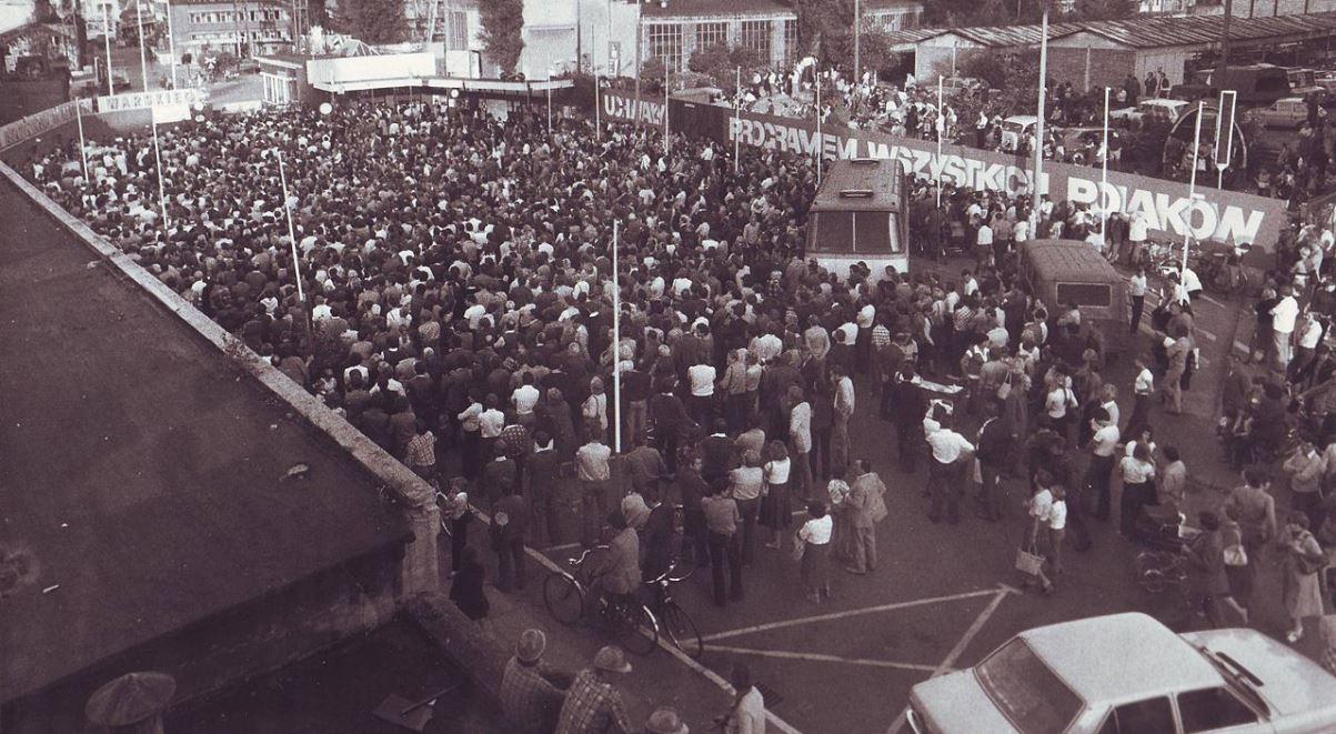 Strajk w stoczni szczecińskiej sierpień 80 1200 free