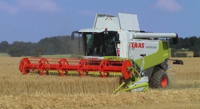 Z unijnym wsparciem rolnicy mogli kupić sprzęt rolniczy