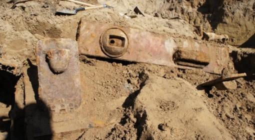 Wykopano niemiecki czołg z II wojny światowej. Teraz trafi do muzeum